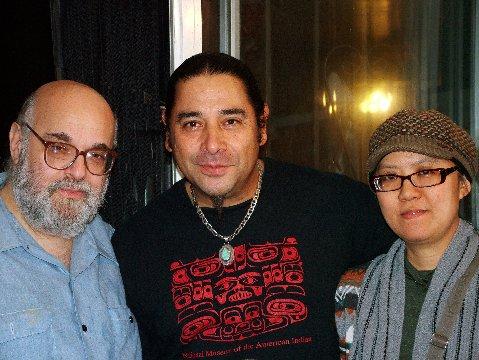 Ric with Juan Carlos Pinto