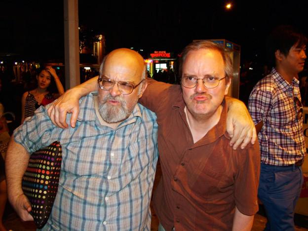 Pat & Ric Summer 2012