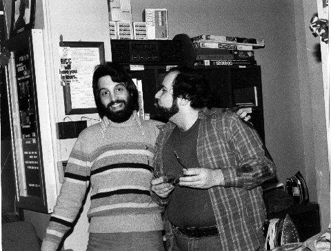 Ric & Bruce