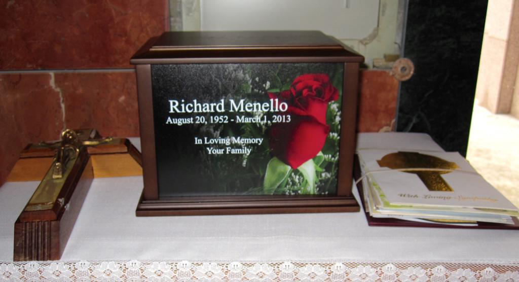Ric Burial