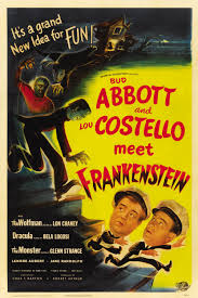 Bud Abbot and Lou Costello Meet Frankenstein