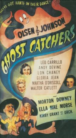 Olsen & Johnson Ghost Catchers