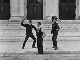 Keystone Cops Keaton