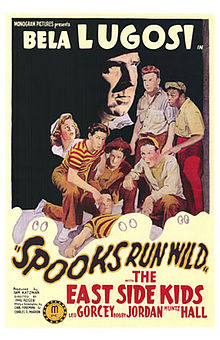 """Spooks Run Wild"" The East Side Kids"
