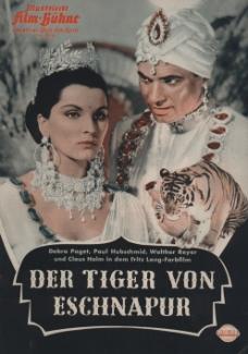 Tiger of Eschnapur